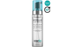 MINETAN Micellar Pre Shower Self Tan Foam