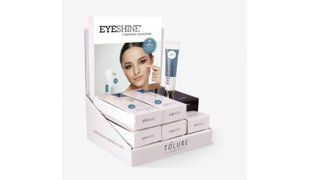 Tolure Eyeshine Display (6 Stk.) + 20 Sachets