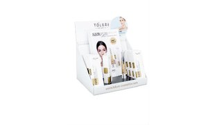 Tolure Hairplus® X10 LASH Display (9pcs+1 Sample) + 20 Folder