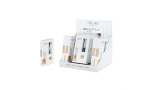 Tolure Lipboost® X10 nude Display (8pc + 1 Free Sample) + 20 Folder